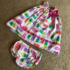 Summer Popsicle Dress